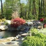 Asian Garden – Waterfall